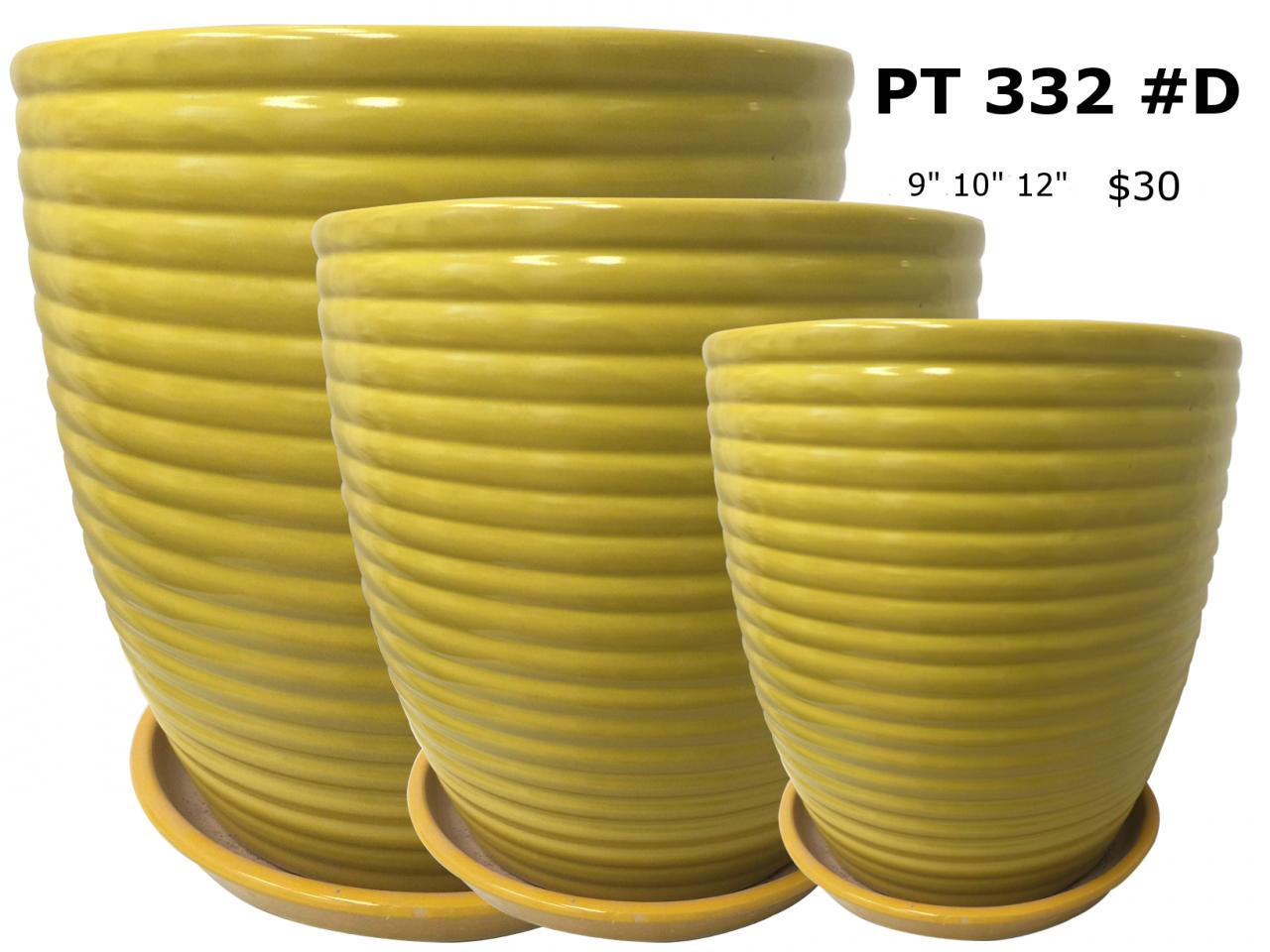 Exotic Win Porcelain Inc Flower Pot Vase