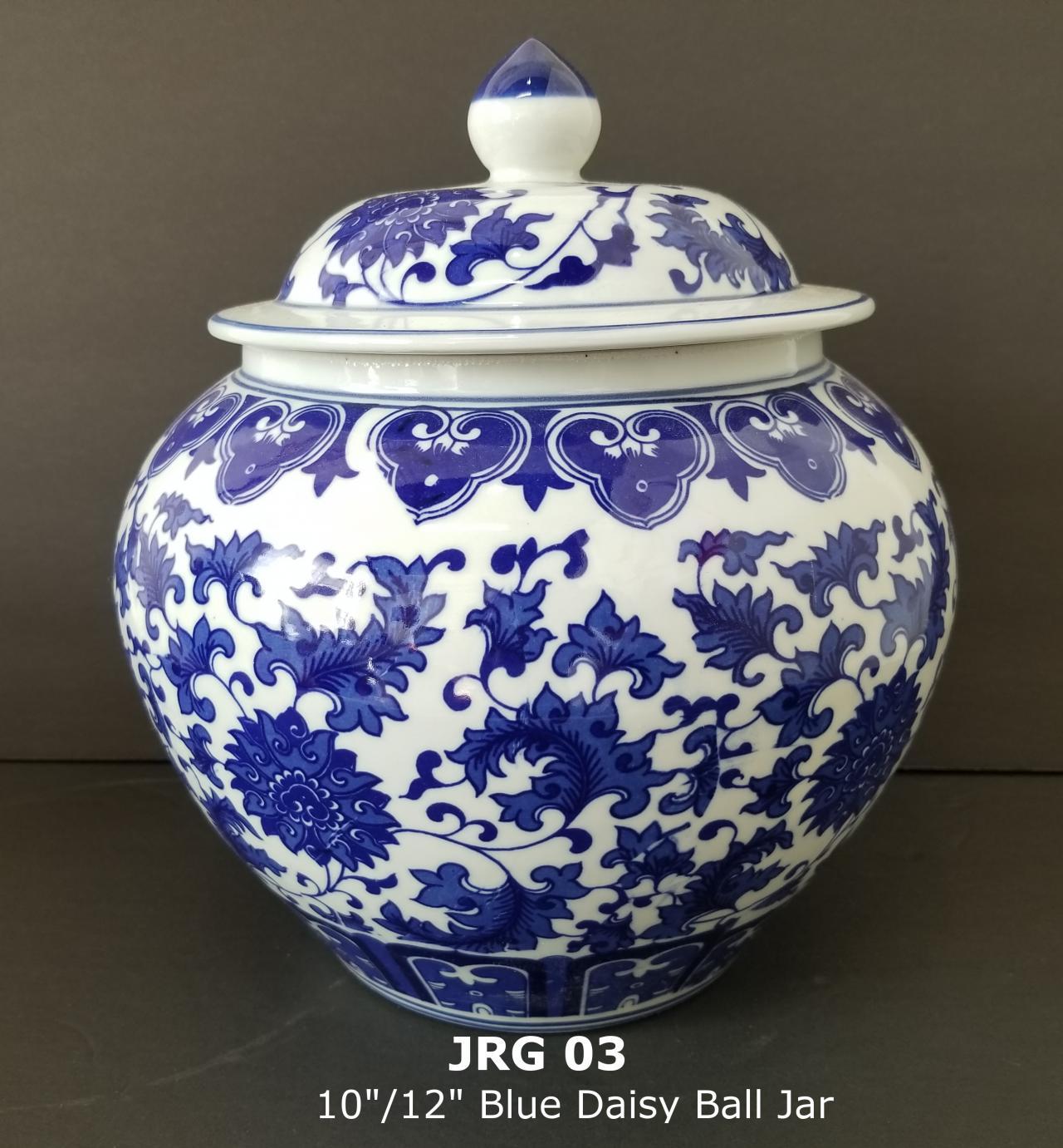 New Oriental Jars And Vases Jrg03